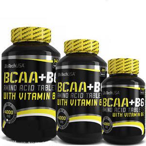 انواع BCAA+B6 بایوتک