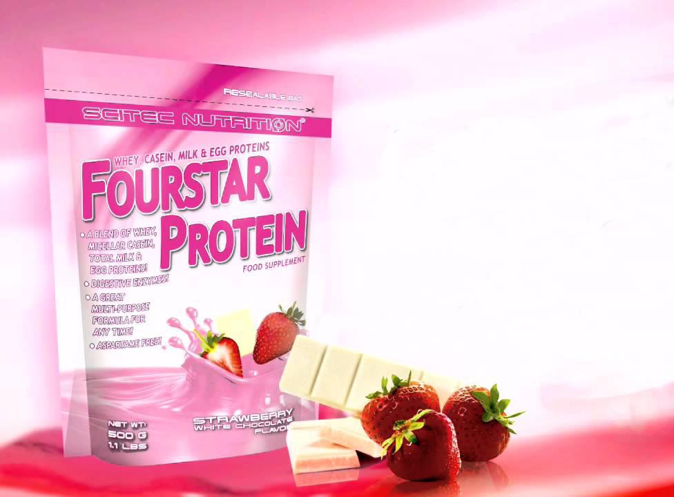 فوراستار پروتئین سایتک نوتریشن