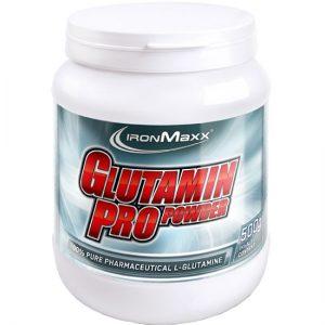 GLUTAMIN PRO IRONMAXX