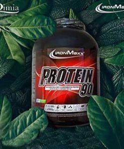 پروتئین 90 آیرون-مکس