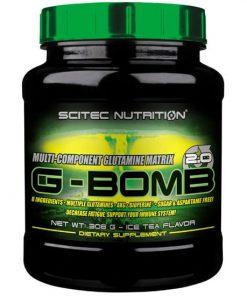 گلوتامین جی-بمب 2.0 سایتک نوتریشن ( 308 گرمی )