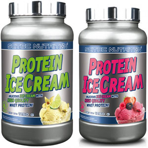 بستنی پروتئین سایتک نوتریشن 3