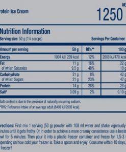 بستنی پروتئین سایتک نوتریشن 4