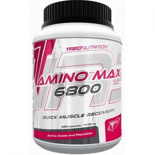 آمینو مکس 6800 ترک نوتریشن ( 320 عددی )
