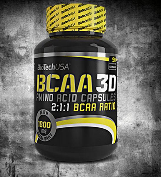 BCAA 3D بایوتک