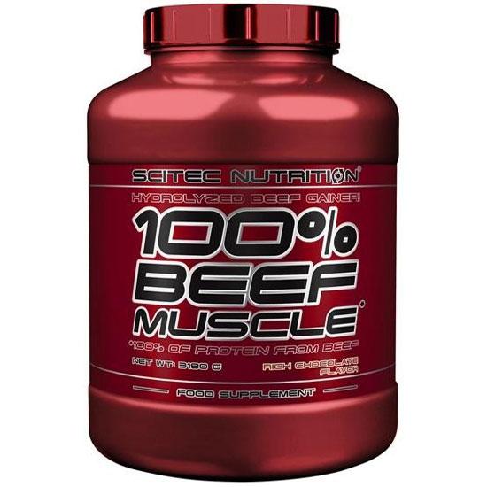 پروتئین 100 درصد بیف ماسل