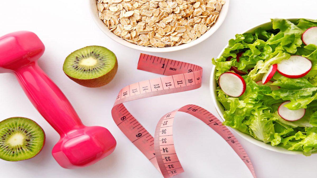 رژیم غذایی بدنسازان بانوان