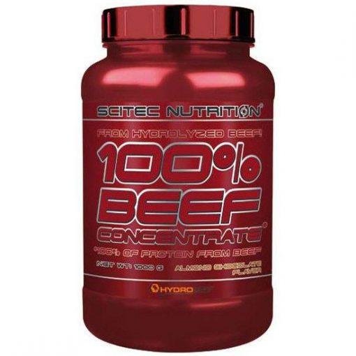 پروتئین 100 درصد بیف کانسنتریت سایتک نوتریشن