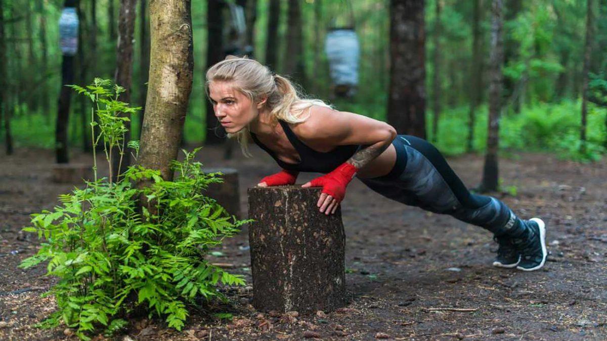 تمرینات ورزشی راحت