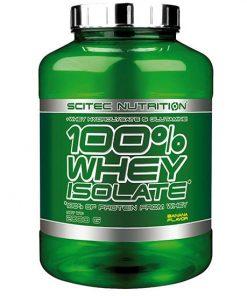 پروتئین 100 درصد وی ایزولیت سایتک نوتریشن
