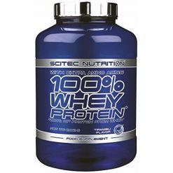 پروتئین 100 درصد وی سایتک نوتریشن ( 2350 گرمی )