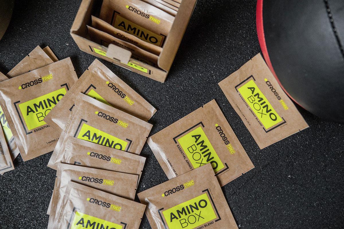 AMINO BOX CROSS ترک نوتریشن