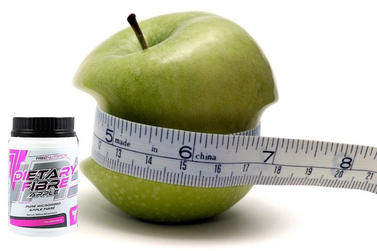 فت برنر دایتری فیبر اپل TREC NUTRITION