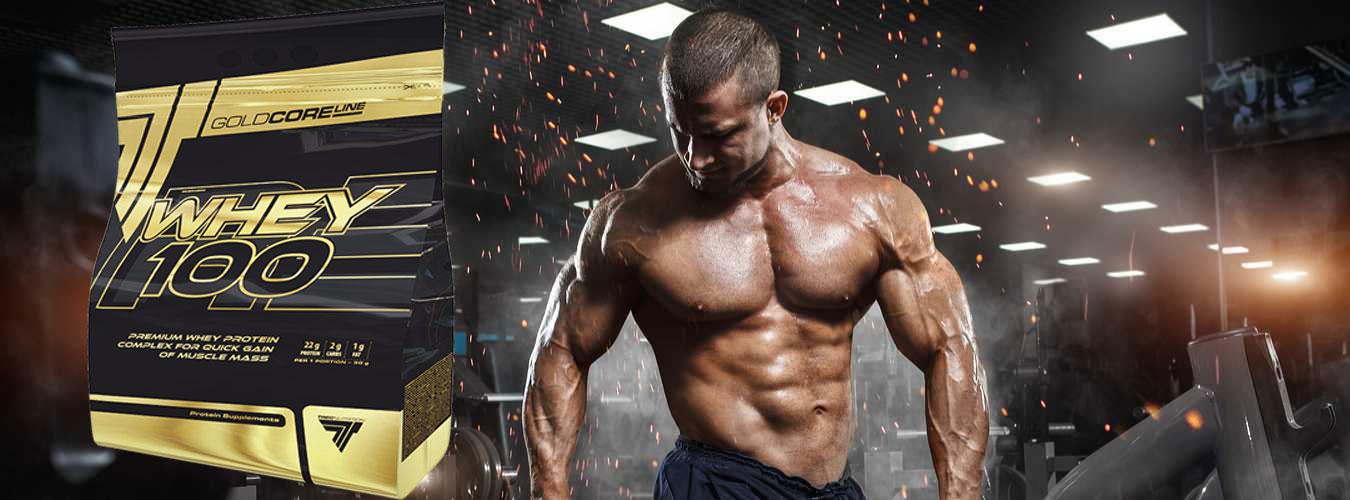 PROTEIN WHEY 100 GOLD CORE LINE ترک نوتریشن