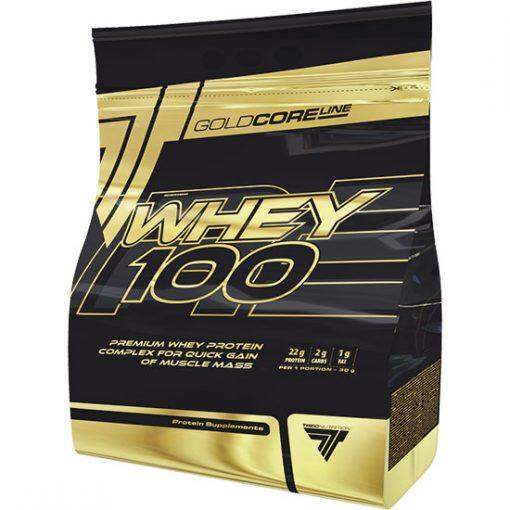 پروتئین وی 100 گلد کور لاین ترک نوتریشن