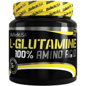 ال-گلوتامین 100% بایوتک ( 500 گرمی )