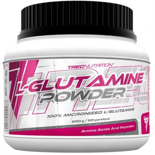 گلوتامین پودر ترک نوتریشن ( 250 گرمی )