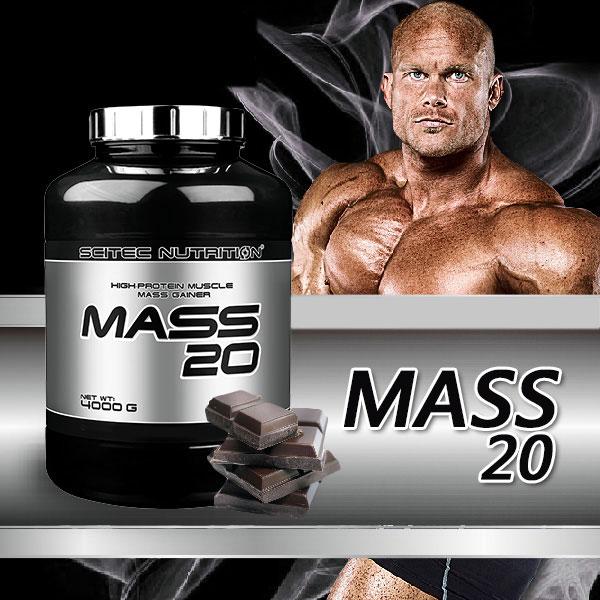 پروتئین MASS 20 سایتک نوتریشن