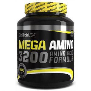 آمینو مگا 3200 بایوتک ( 500 عددی )