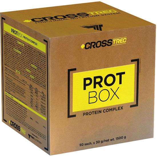 پروتئین پرات باکس کراس ترک نوتریشن