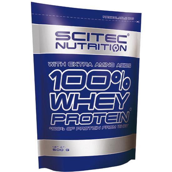 پروتئین 100 درصد وی سایتک نوتریشن ( 500 گرمی )
