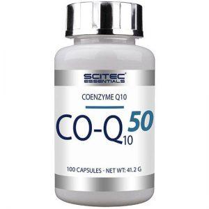 ویتامین کوآنزیم CO-Q10 50 سایتک نوتریشن
