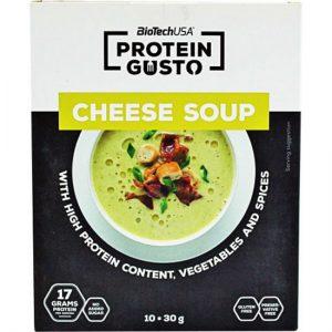 چیز سوپ پروتئین گوستو لاین بایوتک