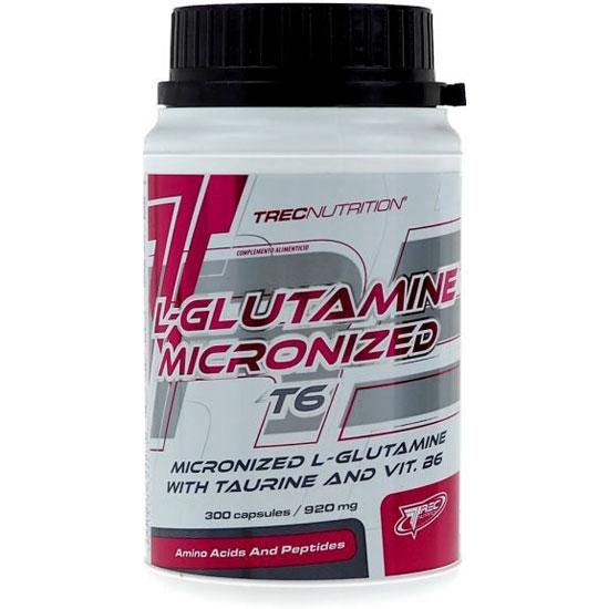 ال-گلوتامین میکرونایزد تی 6 ترک نوتریشن