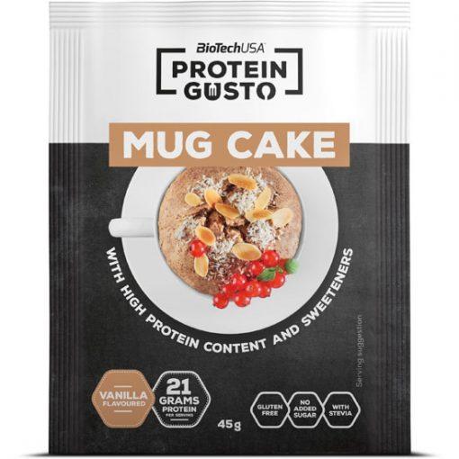 ماگ کیک پروتئین گوستو لاین بایوتک