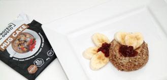 MUG CAKE PROTEIN GUSTO بایوتک