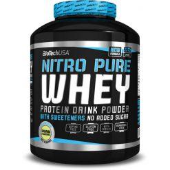 پروتئین نیترو پیور وی بایوتک ( 2270 گرمی )