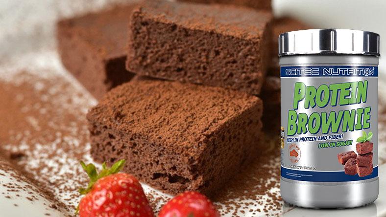 پروتئین براونی SCITEC NUTRITION