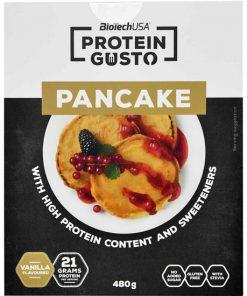 پنکیک پروتئین گوستو لاین بایوتک