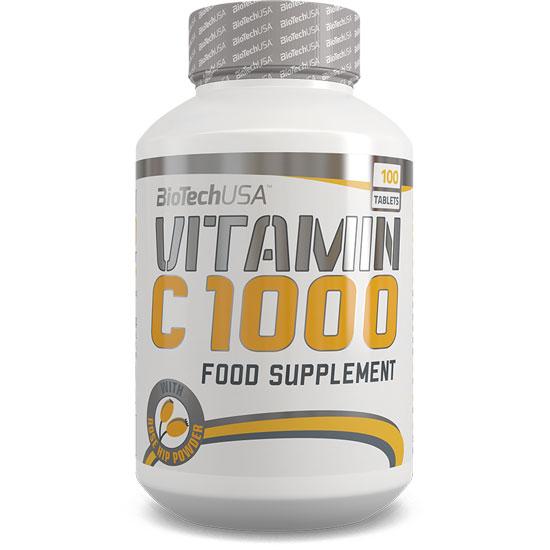 ویتامین سی 1000 بایوتک ( 100 عددی )