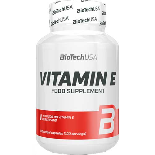 ویتامین E بایوتک