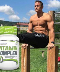 ویتامین و مینرال ویتامین کامپلکس بایوتک (2)