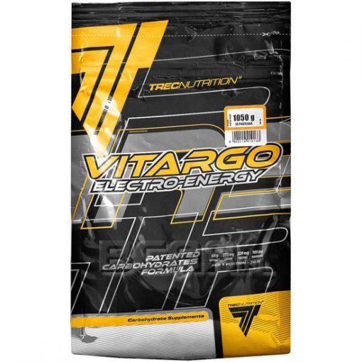 کربوهیدرات ویتارگو الکترو انرژی ترک نوتریشن ( 1050 گرمی )