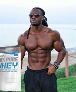 پروتئین 100% پیور وی بایوتک 1000 گرمی (2)