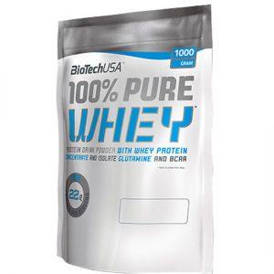 پروتئین 100% پیور وی بایوتک ( 1000 گرمی )
