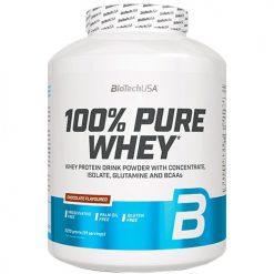 پروتئین 100% پیور وی بایوتک ( 2270 گرمی )
