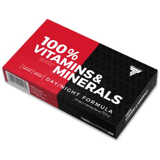 100% ویتامینز & مینرالز ترک نوتریشن
