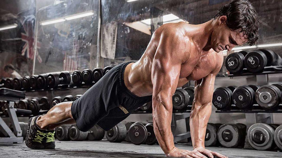 برنامه بدنسازی با وزن بدن
