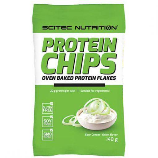 پروتئین چیپس سایتک نوتریشن