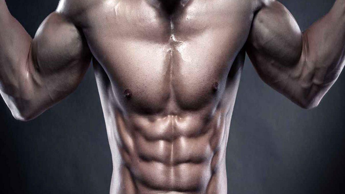 تمرینات شکم شش تکه