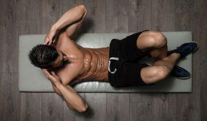 حرکات ورزشی سیکس پک