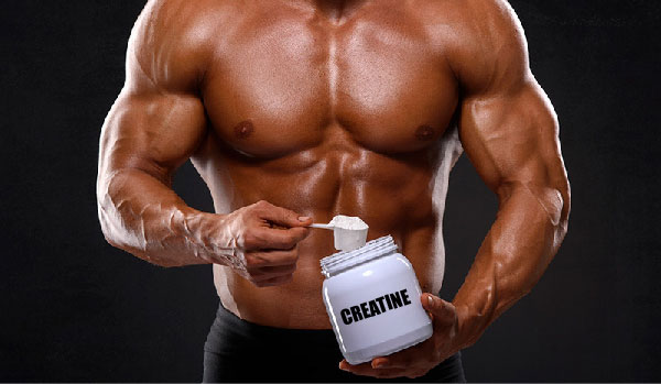 مصرف کراتین برای ورزشکاران