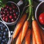 تغذیه بانوان بدنساز