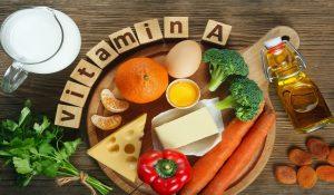 ویتامین A در بدنسازی