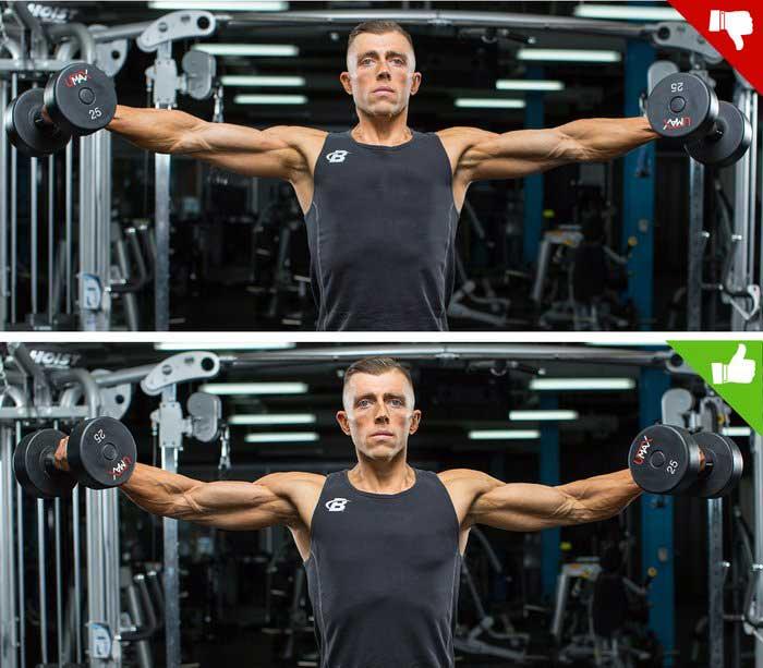 قفل کردن آرنج در هنگام کشیدگی