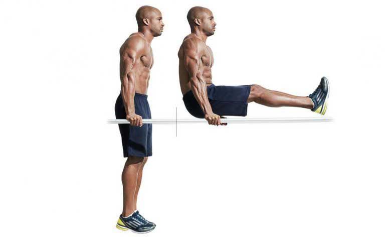 حرکت زیر شکم